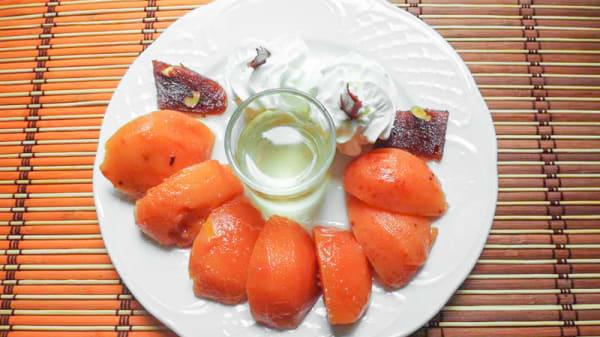 Sugerencias del chef - Molino de la Cerrada, Castril