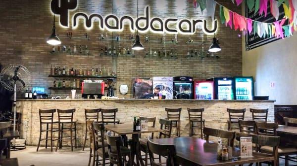 Salão Principal - Mandacaru Restaurante e Cachaçaria, Guarulhos