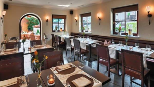 koch's restaurant, Garmisch-Partenkirchen