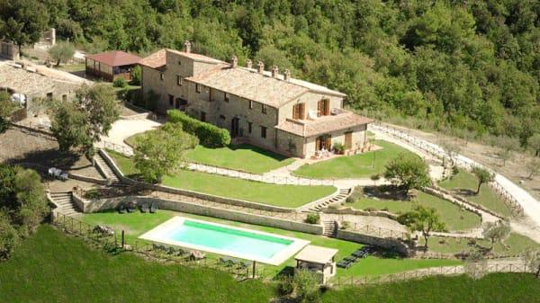 splendida cascina immersa nel verde - Tenuta di Forte Sorgnano, Gualdo Cattaneo