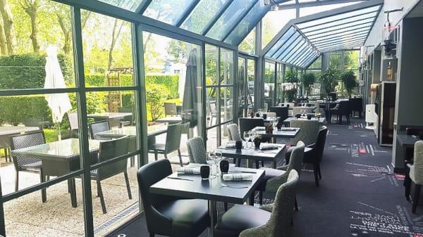 Restaurant journée - Best Western Paris Saint-Quentin, Montigny-le-Bretonneux