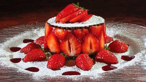 Suggestion de dessert - Manoir Saint Jean, Espis