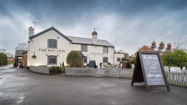 The Red Lion - Chester, Chester