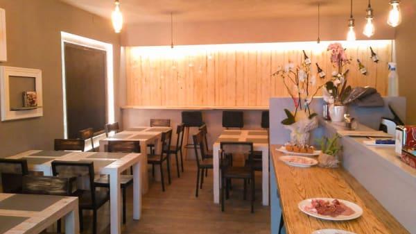 Vista sala - Taverna Patrignani, Senigallia