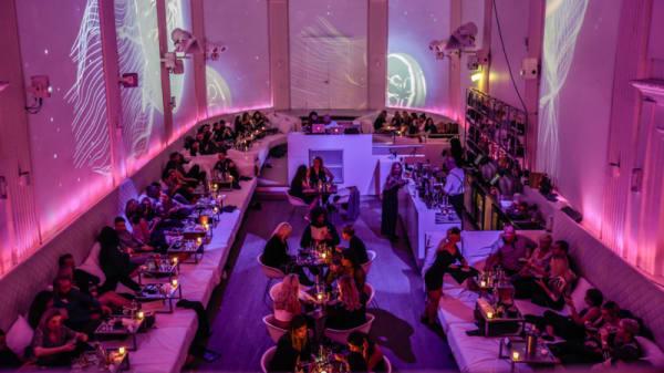 Supperclub Dinner - supperclub, Ámsterdam