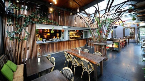 Treehouse, North Sydney (NSW)