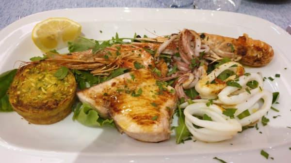 Suggerimento dello chef - Gli Angeli, Rapallo