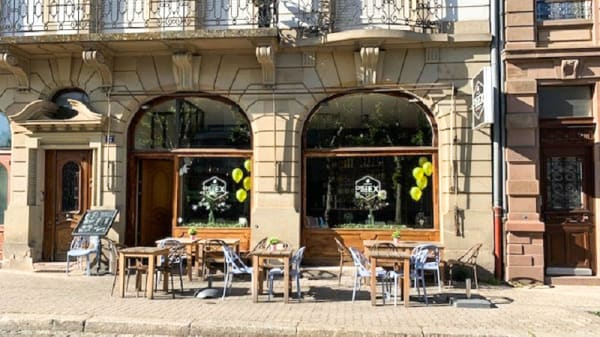 Terrasse - Chez Mon Ex, Strasbourg