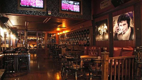 Vista sala - Fox Tavern, Zaragoza