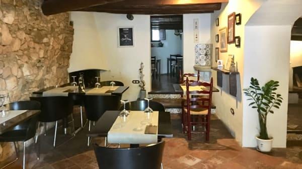 Sala del restaurante - Caburé, Sant Pere De Ribes