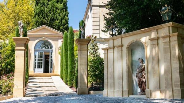 Entrée - Villa Gallici, Aix-en-Provence