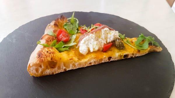 Suggerimento - Bar Pizzeria 8 E 1/2, Pescia