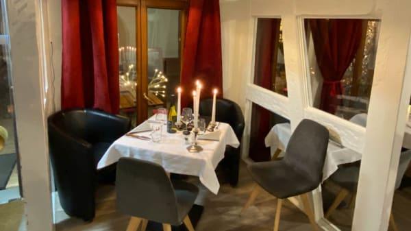 Vue de la salle - La Bedaine, Restaurant et Winstub, Strasbourg