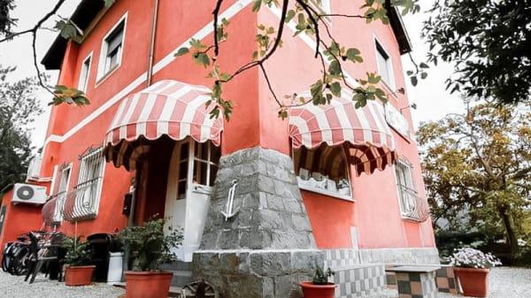 Ingresso - Locanda del Borgo, Sestri Levante