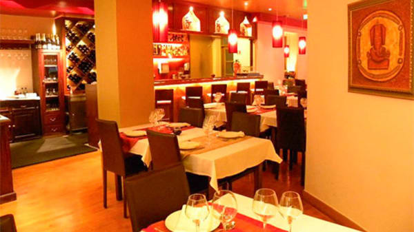 sala - Passage to India Restaurante Indiano, Lisboa