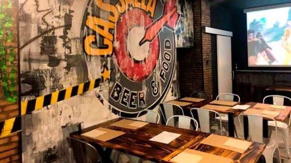 Vista de la sala - Cassalla bar, Valencia
