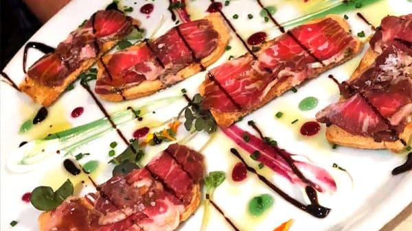 Sugerencia del chef - Abrebocas, Málaga