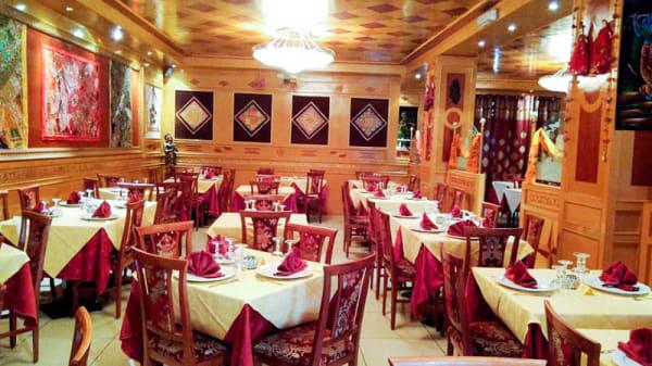 VIsta sala - Assaggio D'india, Asti
