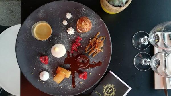 Suggestion de plat - La Réserve, Bordeaux