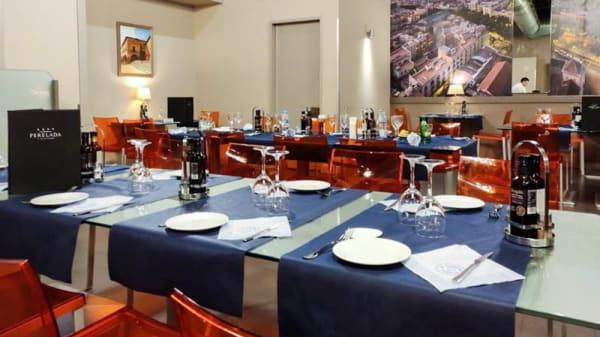 Vista de la sala - El cafe d'en Victor, Barcelona