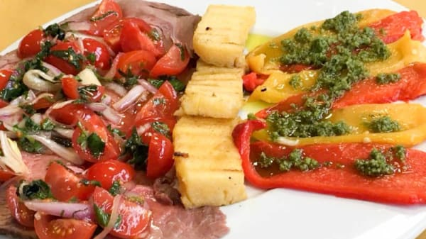 Suggerimento dello chef - Aquario, Savona