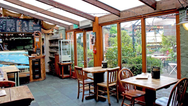 Kitchen Garden Cafe & Fletchers Bar, Birmingham