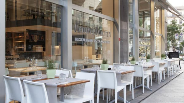 Terrazza - Aqua&farina, Milan