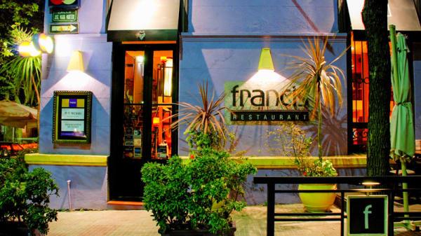 Entrada - Francis Restaurant, Montevideo