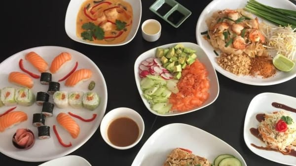 Suggestion - Thai Loei Sushi, Toulouse