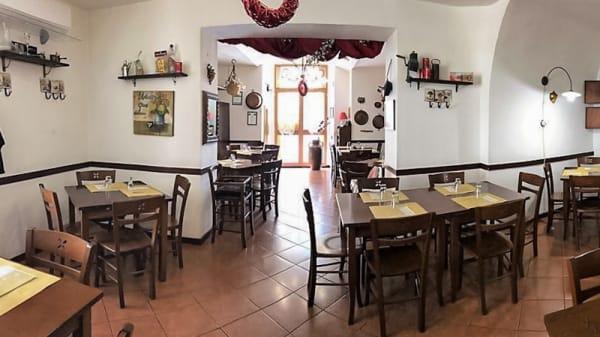 Interno - Osteria La Giara, Foggia