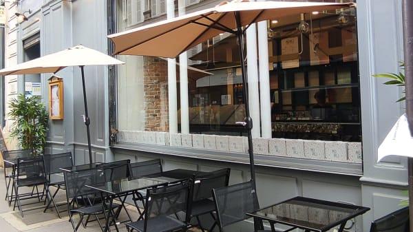 Più Più Faubourg Poissonnière, Paris