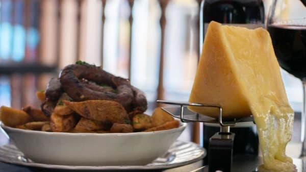 """""""Raclette des Alpes"""" - Lo del Francés Bistrot, Buenos Aires"""