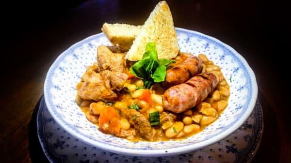 Sugerencia del chef - Lo del Francés Bistrot, Buenos Aires
