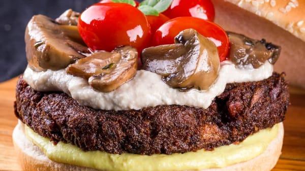 Sugestão do chef - Cidadão do Mundo Burgers & Arts, Curitiba
