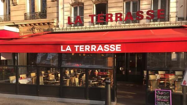 Terrasse - La Terrasse, Paris