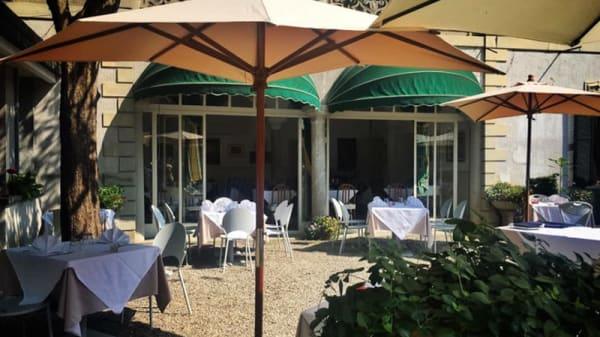 Terrazza - Villa San Pietro, Gemonio