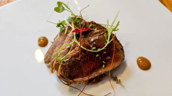 Sugerencia del chef - O fogar da leña II, Pontevedra