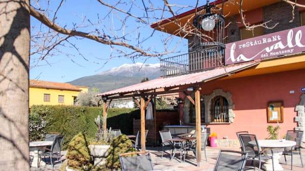 Fachada - La Vall del Montseny, Sant Esteve De Palautordera