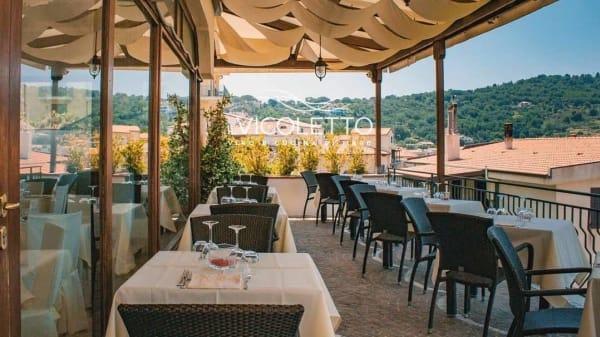La terrazza - Il Vicoletto - vino e cucina di mare, Palinuro