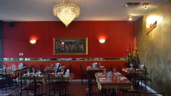 Seating - Saffron Indian Restaurant, Ridgehaven (SA)