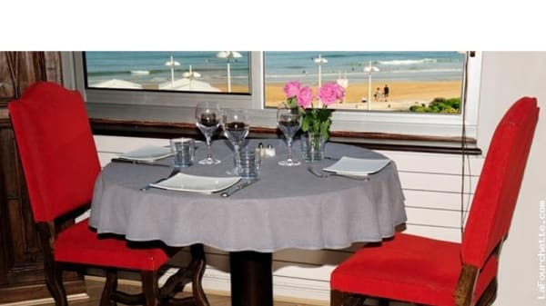 Table - Le Galion, Biarritz