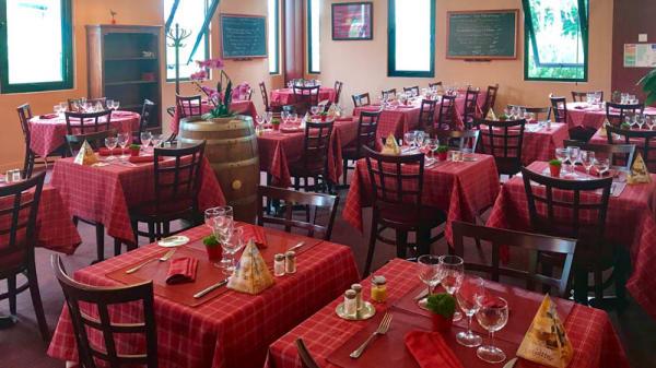 Salle Restaurant - Le Distingo, Courcouronnes