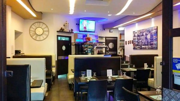 Vista sala - Rione Terra Pub Pizzeria, Pozzuoli