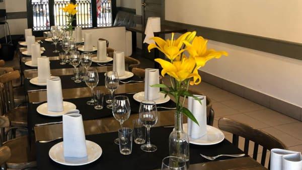 Sala - D.O Restaurant Girona, Gerona