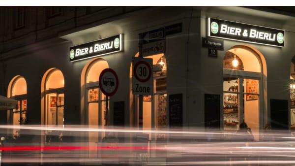 Bier & Bierli, Wien
