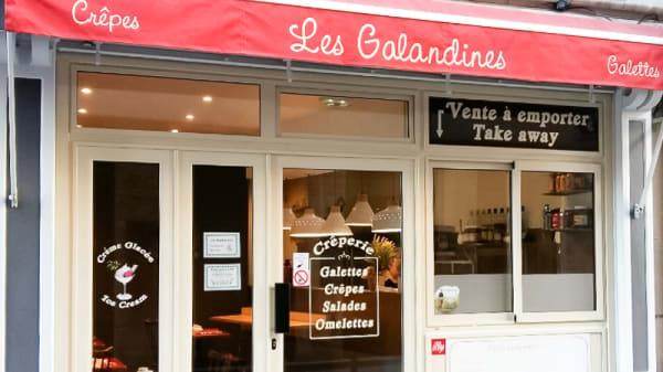 Bienvenue au restaurant Les Galandines - Les Galandines, Paris
