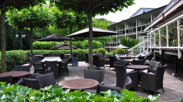 Terras - Restaurant KanunniK (by Fletcher), Schoorl
