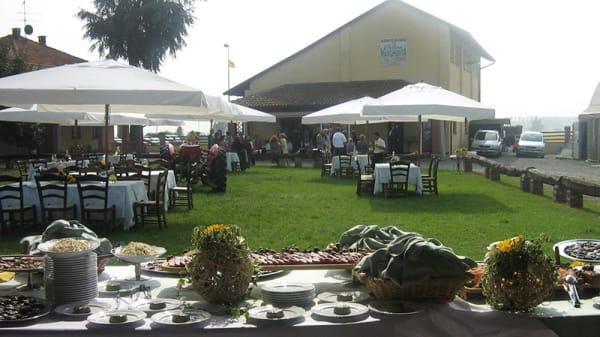 Esterno - Cascina Margherita, Ponzana