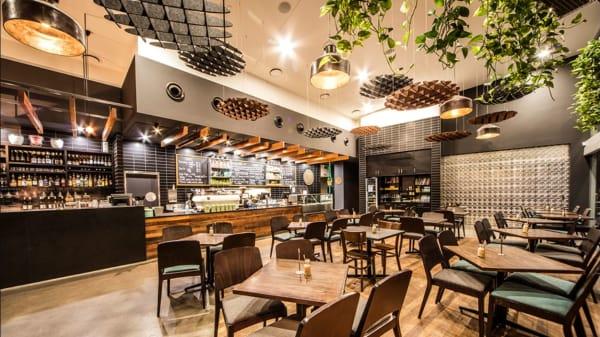 Restaurant - EQ Cafe, Deakin