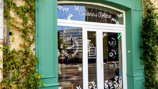 Entrée - La Cuisine d'Hélène, Bordeaux